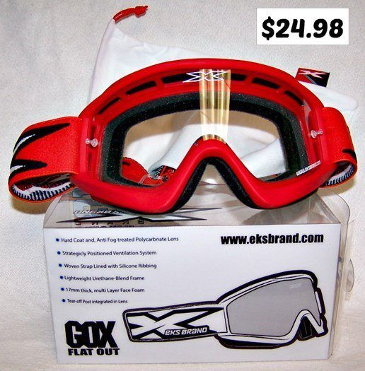 EKSbrand Riding Goggles