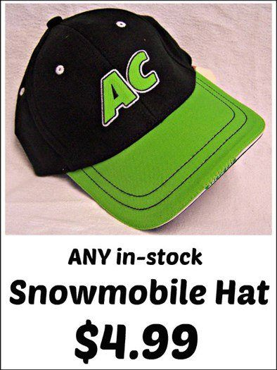 Snowmobile Hat
