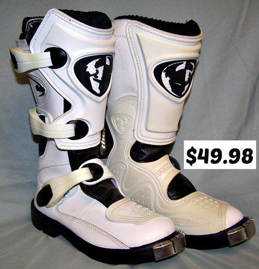 Thor Youth MX Boots
